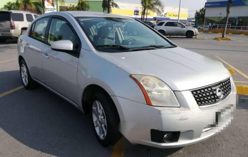 Nissan Sentra 2007 usado