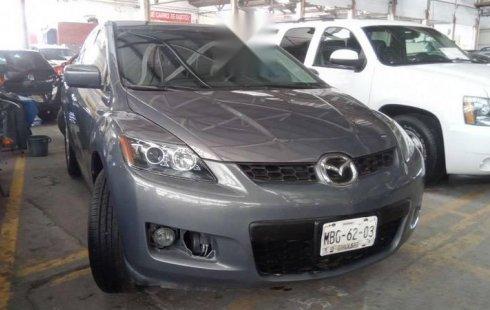 Un Mazda CX-7 2007 impecable te está esperando