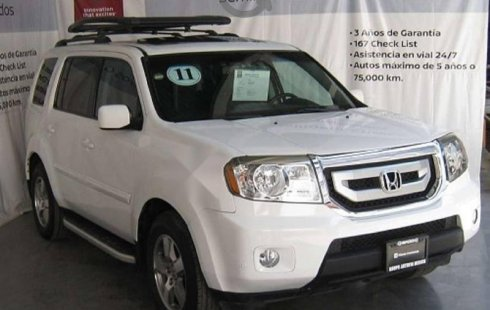 Urge!! Vendo excelente Honda Pilot 2011 Automático en en Huixquilucan