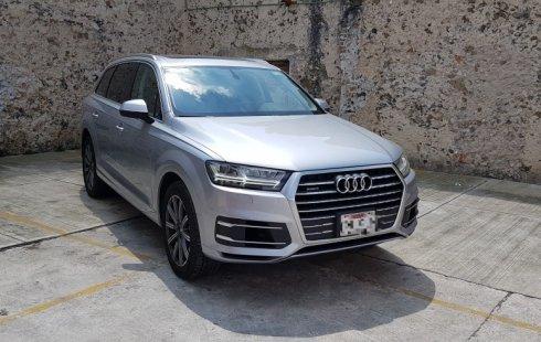 Un carro Audi Q7 2018 en Veracruz