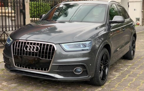 Audi Q3 2013 en Veracruz