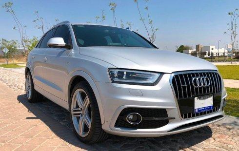 Urge!! En venta carro Audi Q3 2013 de único propietario en excelente estado