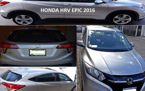 SUV Honda HR-V 2016.