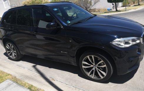En venta un BMW X5 2015 Automático muy bien cuidado