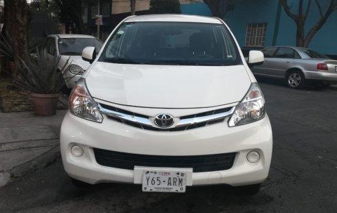 Urge!! Vendo excelente Toyota Avanza 2014 Automático en en Benito Juárez