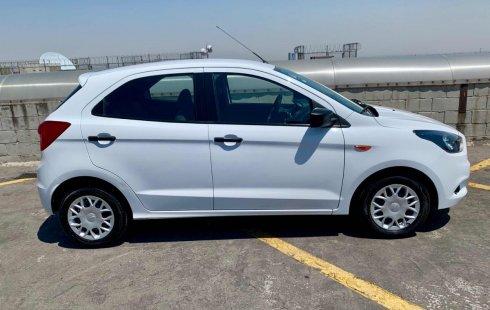 Me veo obligado vender mi carro Ford Figo 2017 por cuestiones económicas