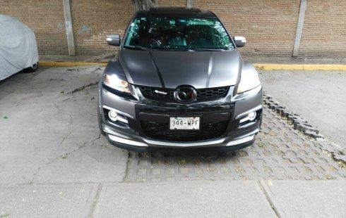 Quiero vender inmediatamente mi auto Mazda CX-7 2009 muy bien cuidado