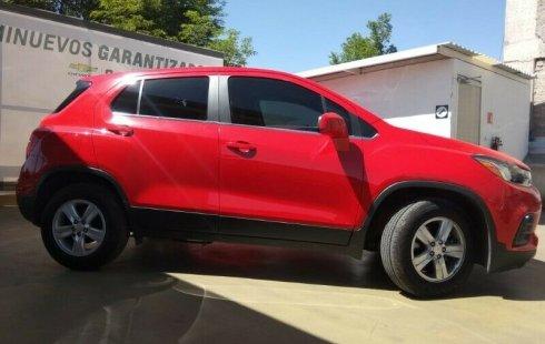 Chevrolet Trax impecable en Ciudad de México más barato imposible