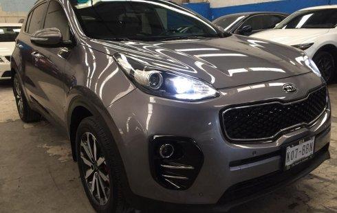 Se vende urgemente Kia Sportage 2017 Automático en Azcapotzalco