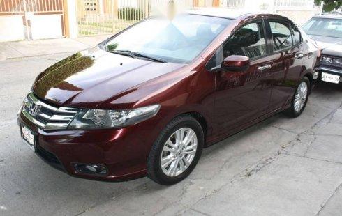 Urge!! En venta carro Honda City 2012 de único propietario en excelente estado