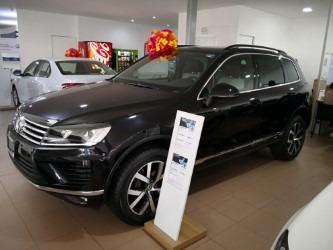 Precio de Volkswagen Touareg 2018