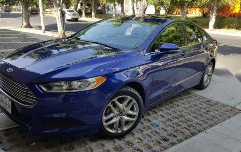 Pongo a la venta un Ford Fusion en excelente condicción