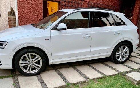 Urge!! En venta carro Audi Q3 2017 de único propietario en excelente estado