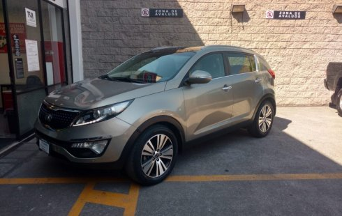 Kia Sportage 2016 barato en México State