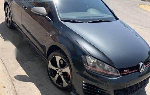 Tengo que vender mi querido Volkswagen Golf GTI 2015 en muy buena condición