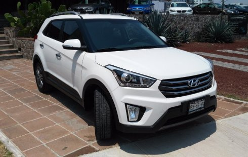 Hyundai Creta impecable en San Andrés Cholula