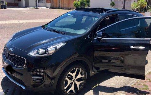 No te pierdas un excelente Kia Sportage 2017 Automático en Guadalajara