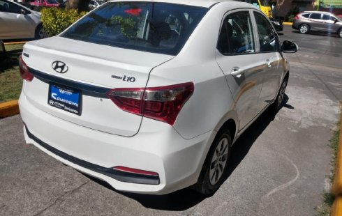 Se vende urgemente Hyundai I10 2018 Automático en Hidalgo