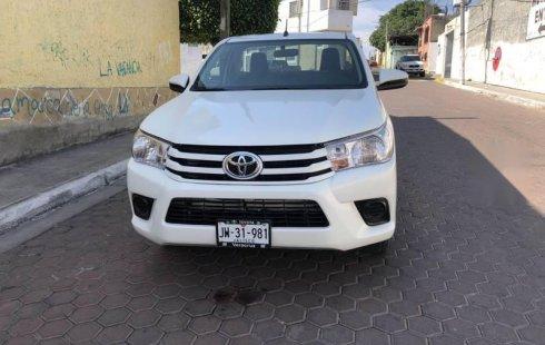 Precio de Toyota Hilux 2016