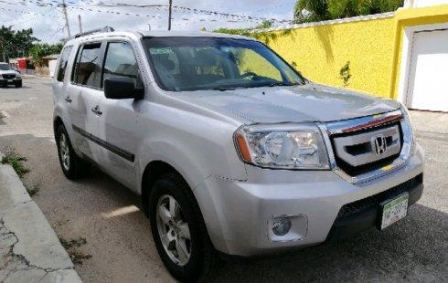 Urge!! Vendo excelente Honda Pilot 2011 Automático en Mérida