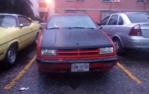 Chrysler Shadow 1993 barato en Cuautitlán