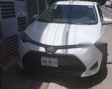 Quiero vender cuanto antes posible un Toyota Corolla 2017