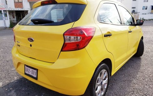 Ford Figo impecable en Puebla más barato imposible