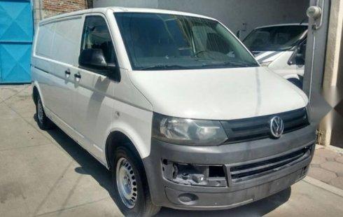 En venta un Volkswagen Transporter 2011 Manual en excelente condición