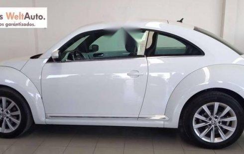 En venta un Volkswagen Beetle 2017 Automático muy bien cuidado