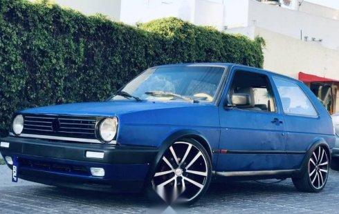 Vendo un Volkswagen Golf GTI impecable