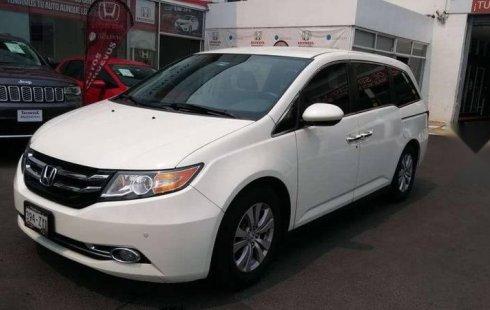Urge!! Un excelente Honda Odyssey 2015 Automático vendido a un precio increíblemente barato en Coyoacán