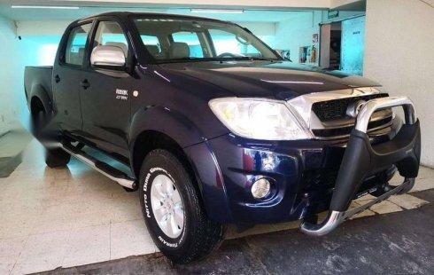 Auto usado Toyota Hilux 2009 a un precio increíblemente barato