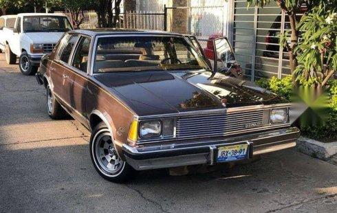 Chevrolet Malibu 1981 impecable