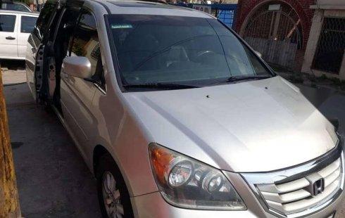Honda Odyssey impecable en Nezahualcóyotl