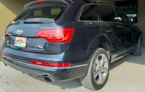 Urge!! Vendo excelente Audi Q7 2012 Automático en en Hidalgo