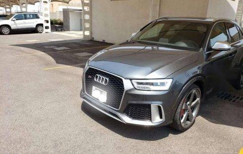 Llámame inmediatamente para poseer excelente un Audi Q3 2017 Automático