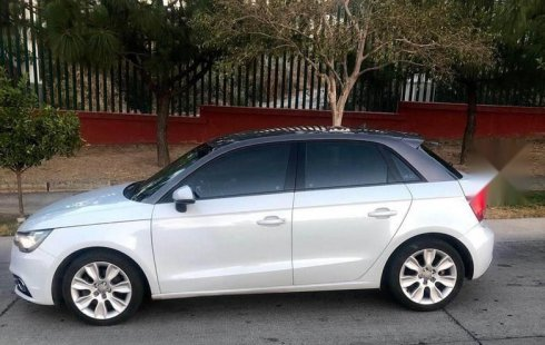 Llámame inmediatamente para poseer excelente un Audi A1 2013 Automático