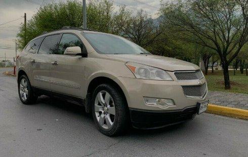 Quiero vender cuanto antes posible un Chevrolet Traverse 2009