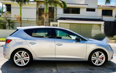 Vendo un Seat Leon impecable