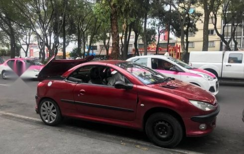 Quiero vender un Peugeot 206 usado