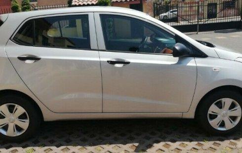 No te pierdas un excelente Hyundai Grand I10 2015 Manual en México State