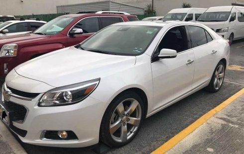 Urge!! En venta carro Chevrolet Malibu 2015 de único propietario en excelente estado