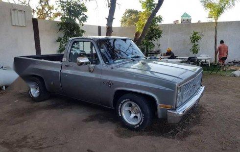 Llámame inmediatamente para poseer excelente un Chevrolet Cheyenne 1985 Automático