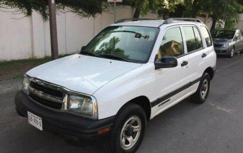 Urge!! En venta carro Chevrolet Tracker 2003 de único propietario en excelente estado