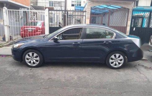Urge!! Vendo excelente Honda Accord 2008 Automático en en Iztapalapa