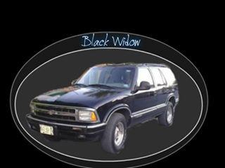 Vendo mi camioneta Blazer 1995