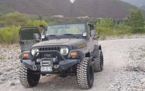 Precio de Jeep Wrangler 1997