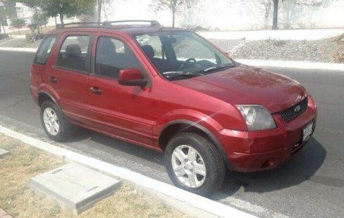 Se vende urgemente Ford EcoSport 2007 Automático en Querétaro