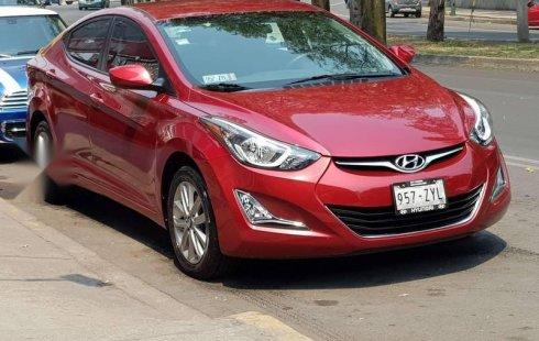 Quiero vender urgentemente mi auto Hyundai Elantra 2015 muy bien estado