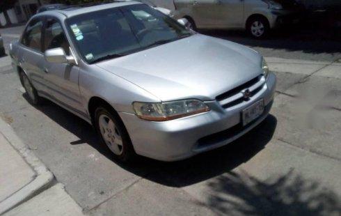 Llámame inmediatamente para poseer excelente un Honda Accord 1998 Automático
